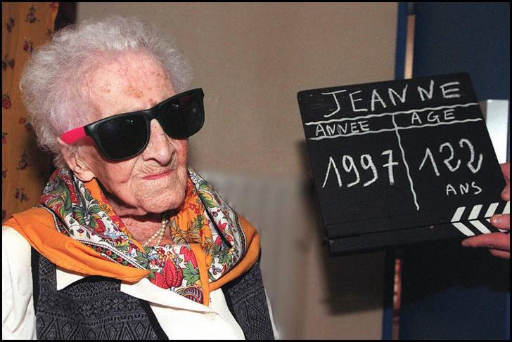 Фото №6 - 12 правил долгой и счастливой жизни от француженки Жанны Кальман, дожившей до 122 лет