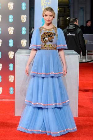 Фото №4 - Королева красных дорожек: секреты стиля и самые яркие образы Ани Тейлор-Джой