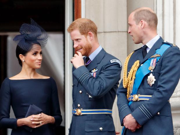 Фото №2 - Королевская традиция, против которой выступают Уильям и Меган