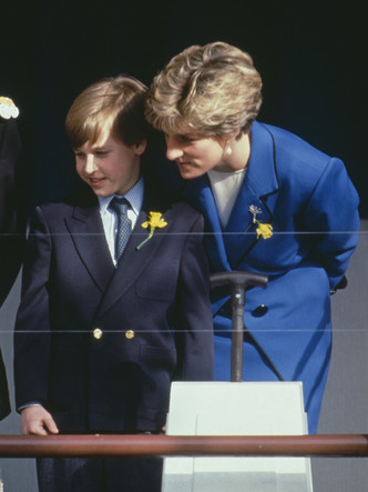 Фото №4 - Загадочное прозвище, которое было у принца Уильяма в детстве