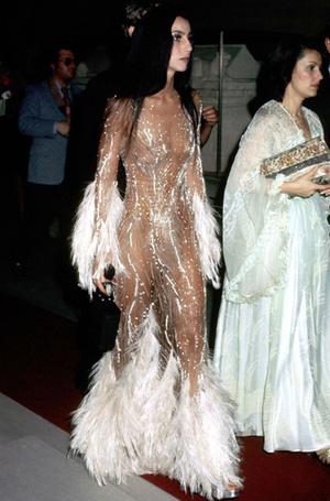 Фото №2 - История Met Gala: самые знаменитые наряды Бала Института костюма