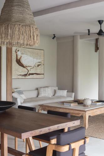 Фото №3 - Гостевой дом на Бали по проекту Studio Jencquel