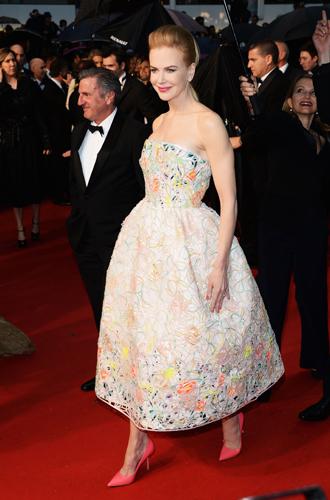 Фото №48 - Королева Канн: все модные образы Николь Кидман за историю кинофестиваля