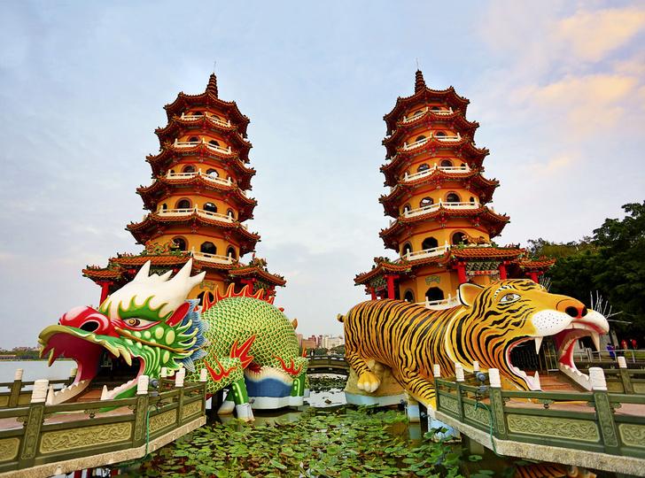 Фото №10 - Большое путешествие: шагающий тигр, играющий дракон