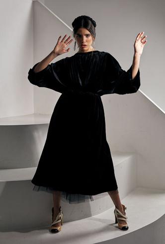 Фото №7 - Идеи к празднику: 4 стильных наряда из новогодней коллекции Pe for girls