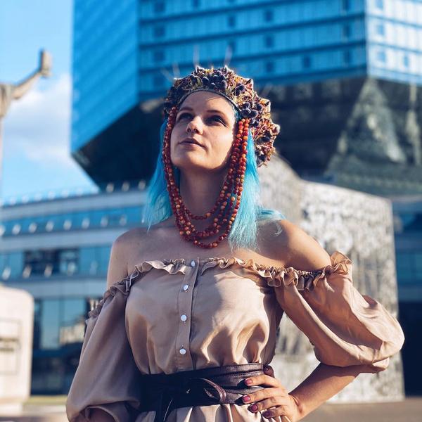 Фото №16 - Самый красивый протест в мире: истории белорусских женщин, восставших против ОМОНа