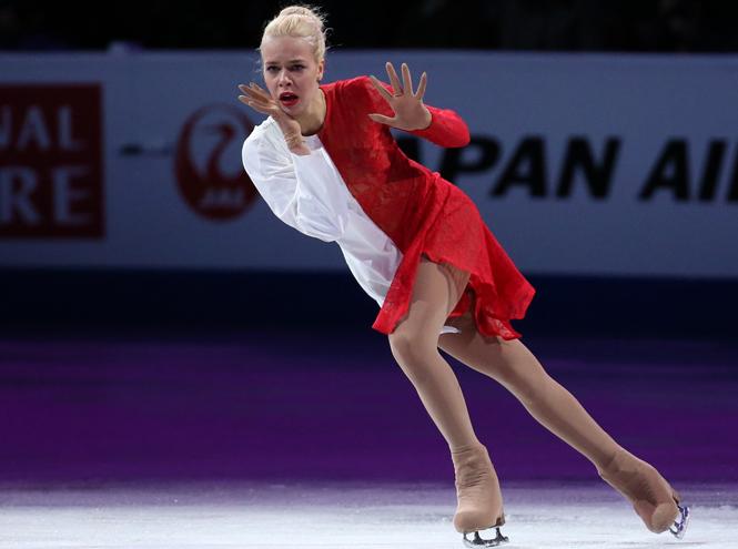 Фото №12 - Новые принцессы льда: самые перспективные российские фигуристки-одиночницы