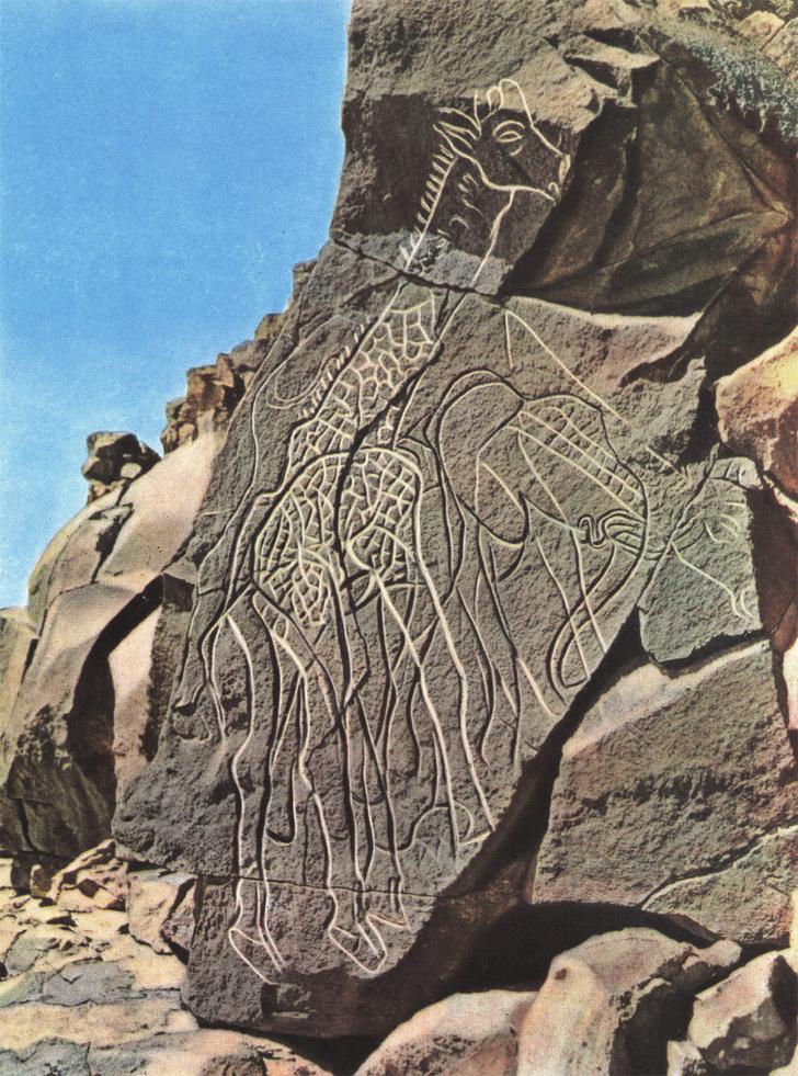 Фото №3 - Кисть - камень, холст - скала