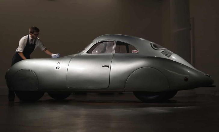 Фото №1 - Как в США провалился аукцион по продаже самого редкого Porsche