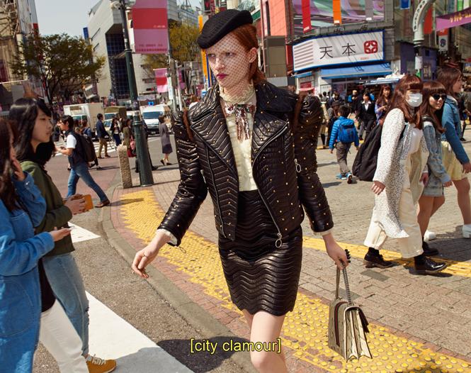 Фото №18 - Японское приключение Петры Коллинс и Ко: новая кампания Gucci