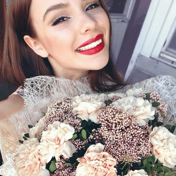 Фото №25 - Звездный Instagram: Знаменитости и цветы
