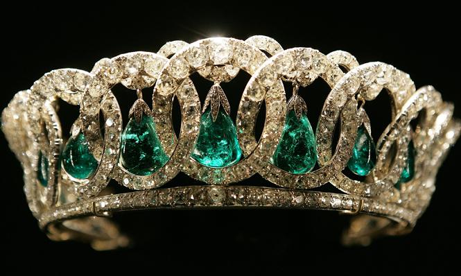 Фото №22 - Утраченные сокровища Империи: самые красивые тиары Романовых (и где они сейчас)