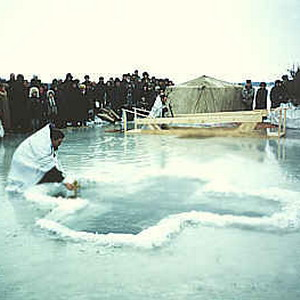 Фото №1 - Православные отпразднуют Крещение