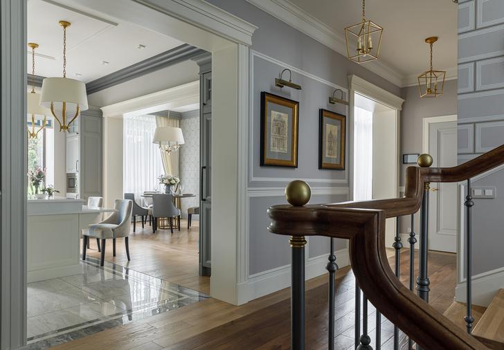 Фото №8 - Частный дом 320 м² в Санкт-Петербурге