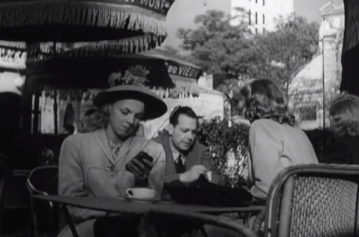 Фото №1 - Отрывок из фильма 1947 года, который в точности предсказал нашу реальность