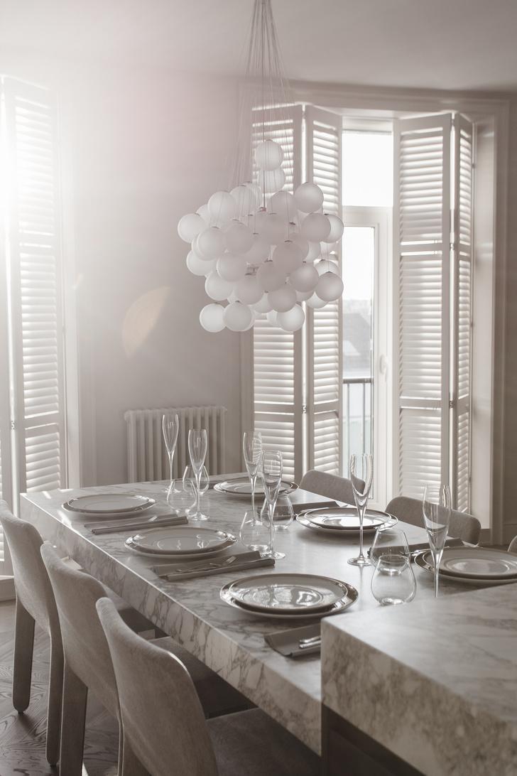 Фото №6 - Квартира во французском стиле для молодой семьи