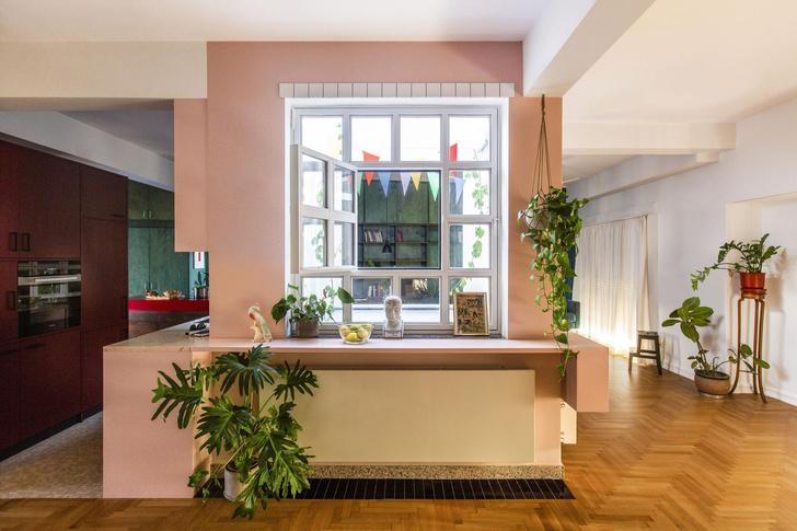 Фото №8 - Буйство красок: квартира в Афинах