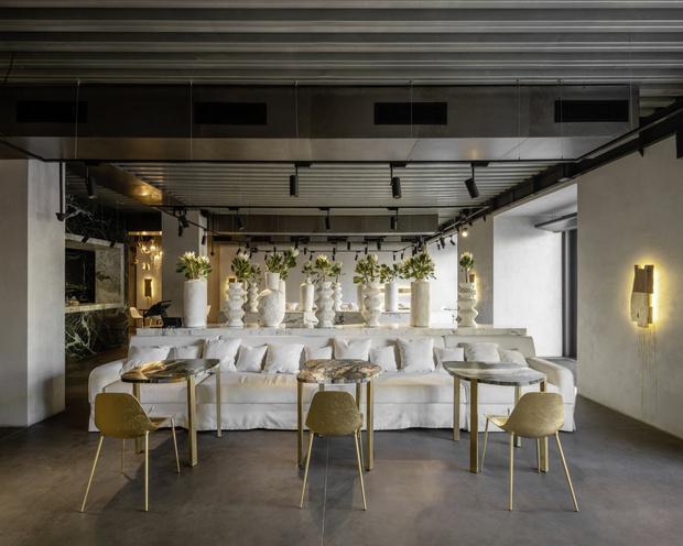 Фото №3 - Редкая птица: ресторан по проекту Натальи Белоноговой в Киеве