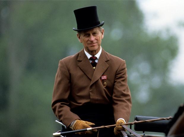 Фото №1 - Последняя победа принца Филиппа, которую он одержал уже после смерти