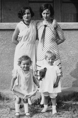 Фото №3 - Бернис Бейкер Миракл: как сложилась судьба сестры Мэрилин Монро