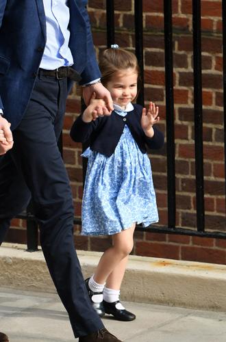 Фото №45 - Принцесса Шарлотта Кембриджская: третий год в фотографиях