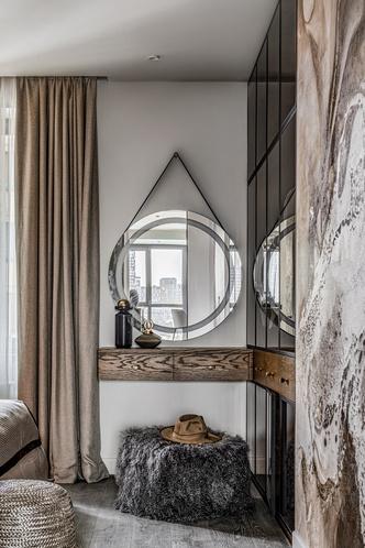 Фото №12 - Этника и современный дизайн в квартире на Пресне