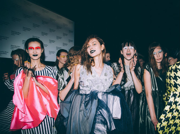 Фото №13 - Пятый день Mercedes-Benz Fashion Week Russia 2017