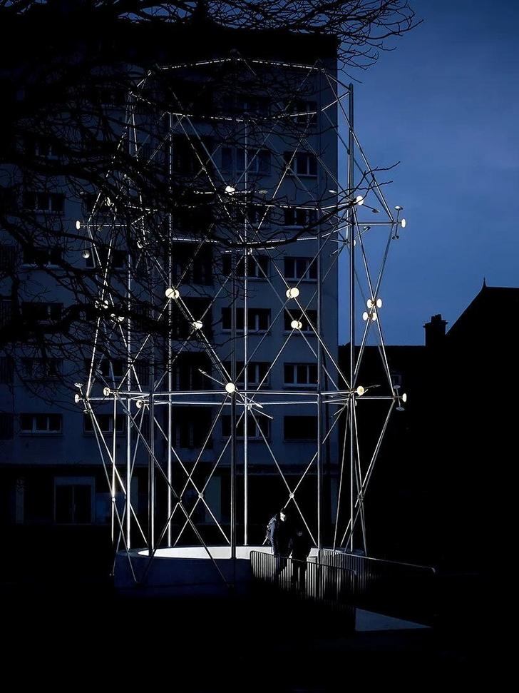 Фото №8 - Cмотровая площадка по дизайну братьев Буруллек во Франции