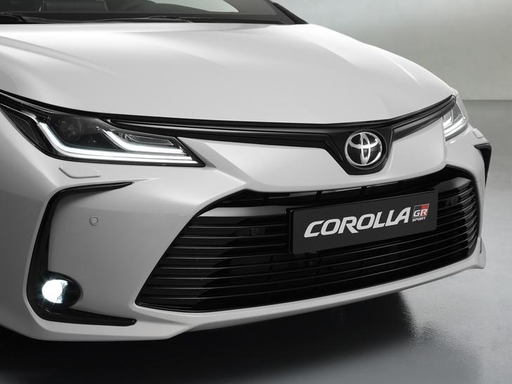 Фото №1 - Toyota привезла в Россию спортивный бренд