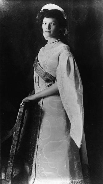 Фото №7 - «Дочь отца», «Гувернантка», «Мадам Бэккер», «Швыбзик»: какими были, что и кого любили великие княжны Романовы
