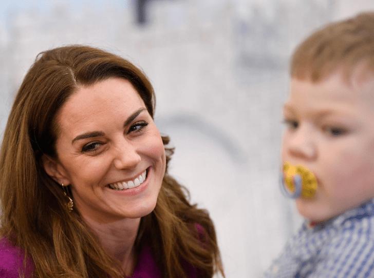 Фото №2 - Что восхищает Королеву в герцогине Кейт