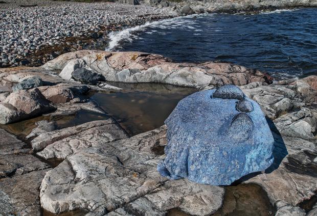 Фото №11 - Камень в лесу: совместный проект студии Front и Moroso