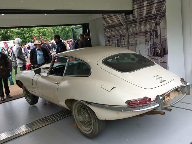 Фото №7 - Автомобили Jaguar на Королевском фестивале в Виндзоре