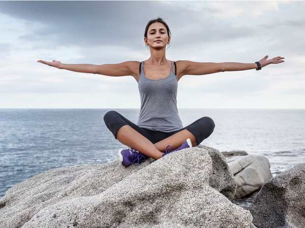 Фото №3 - 5 неожиданных причин, почему йога улучшает кожу лица