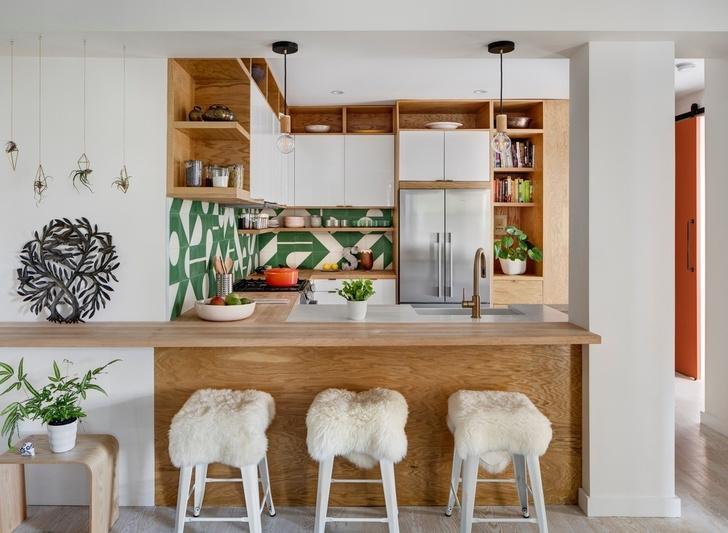 Фото №4 - Маленькая кухня: 8 полезных идей и лайфхаков