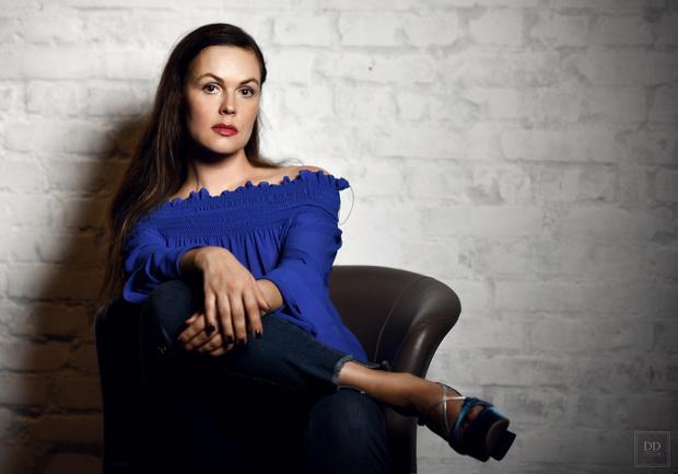 Телеведущая «Первого» канала Екатерина Андреева рассказала, как достичь успеха в карьере и гармонии с самой собой, инстаграм, фото