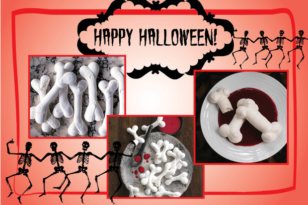 Фото №1 - 7 до жути вкусных рецептов на Хэллоуин: часть 2