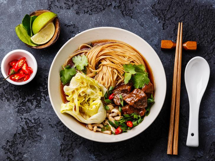 Фото №1 - 3 лучших рецепта азиатских супов