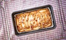Как у бабушки: печем слоеный пирог с яблоками