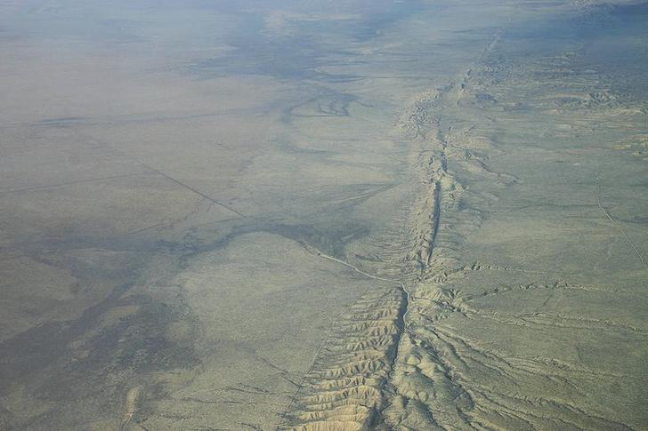 Фото №1 - Ученые предупредили о возможном землетрясении в Калифорнии