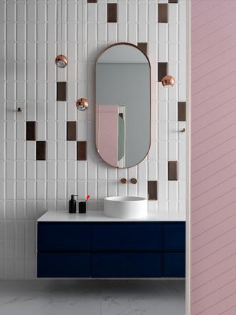 Фото №11 - Минималистская квартира 132 м² с ванной за стеклом