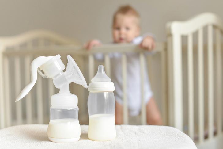 Фото №5 - Как хранить сцеженное грудное молоко: 6 важных правил