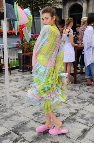 Фото №14 - Fashion director notes: июль ─ модные спецэффекты