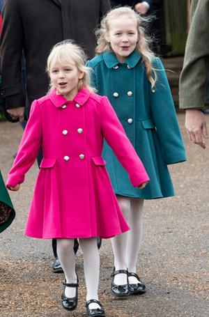 Фото №3 - Кто действительно повеселился на королевской рождественской службе