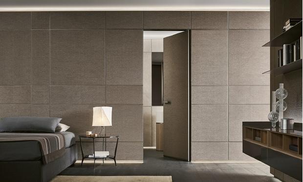 Фото №2 - Новинки Rimadesio 2020: двери, перегородки, мебель