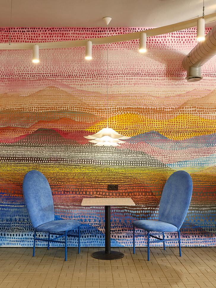 Фото №7 - Японский ресторан с яркими фресками в Иркутске
