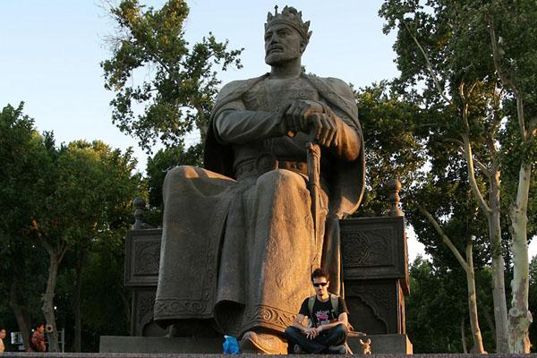 Фото №1 - Тимур Тамерлан — благодетель Москвы