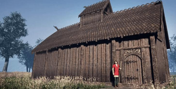 Фото №1 - В Норвегии обнаружен 1200-летний храм Тора и Одина