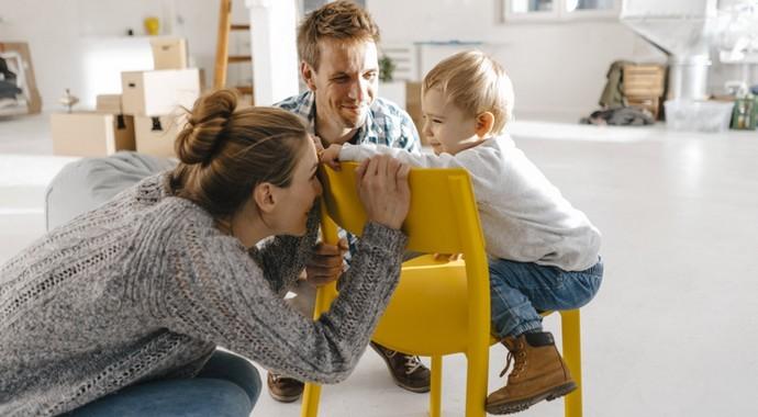 Новые отношения после развода. Как познакомить партнера с ребенком?