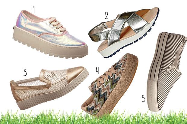 Фото №2 - Топ-20: Обувь на лето